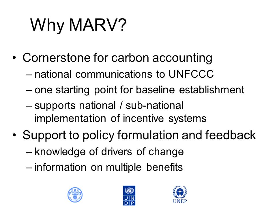 What is MARV.