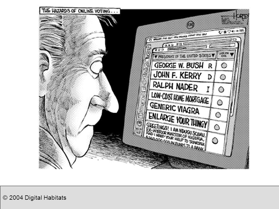 © 2004 Digital Habitats