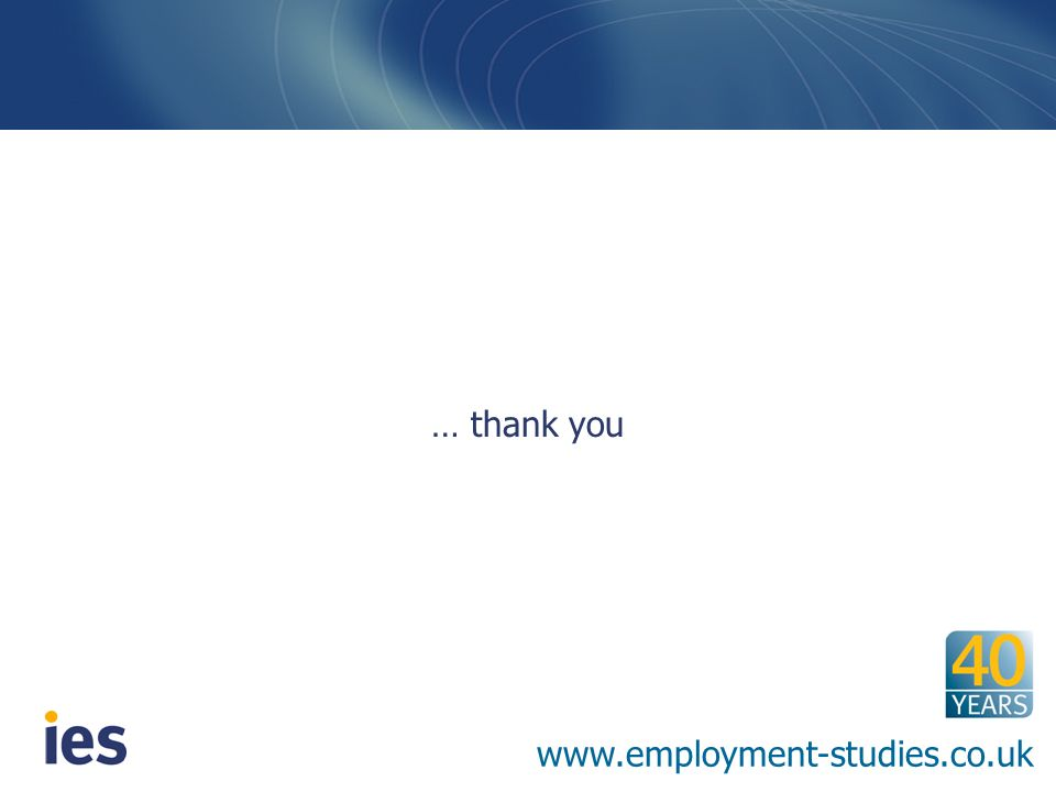 … thank you www.employment-studies.co.uk