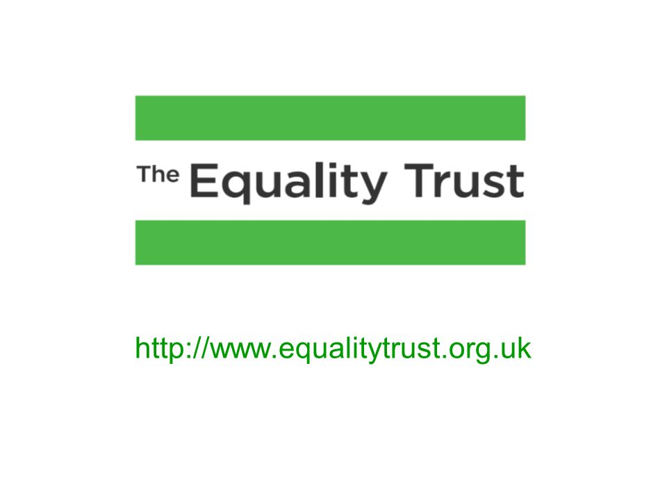 http://www.equalitytrust.org.uk