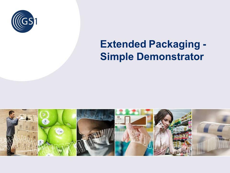Extended Packaging - Simple Demonstrator