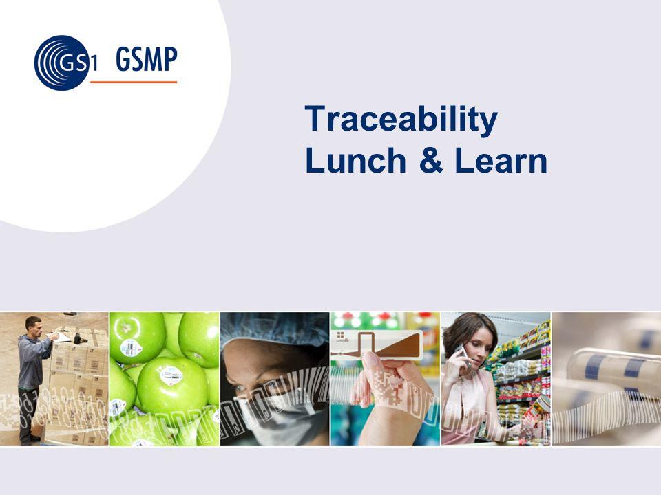 Traceability Lunch & Learn