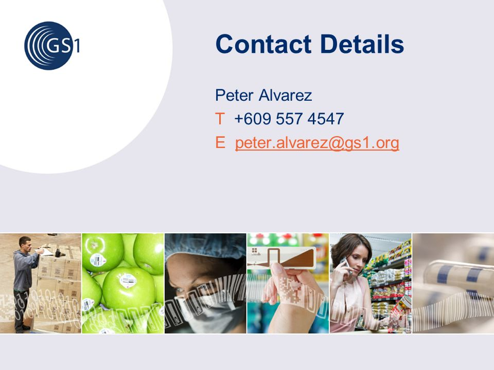 Contact Details Peter Alvarez T E