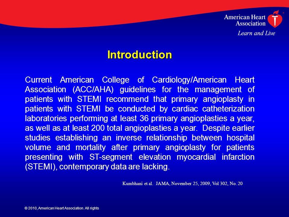 © 2010, American Heart Association.
