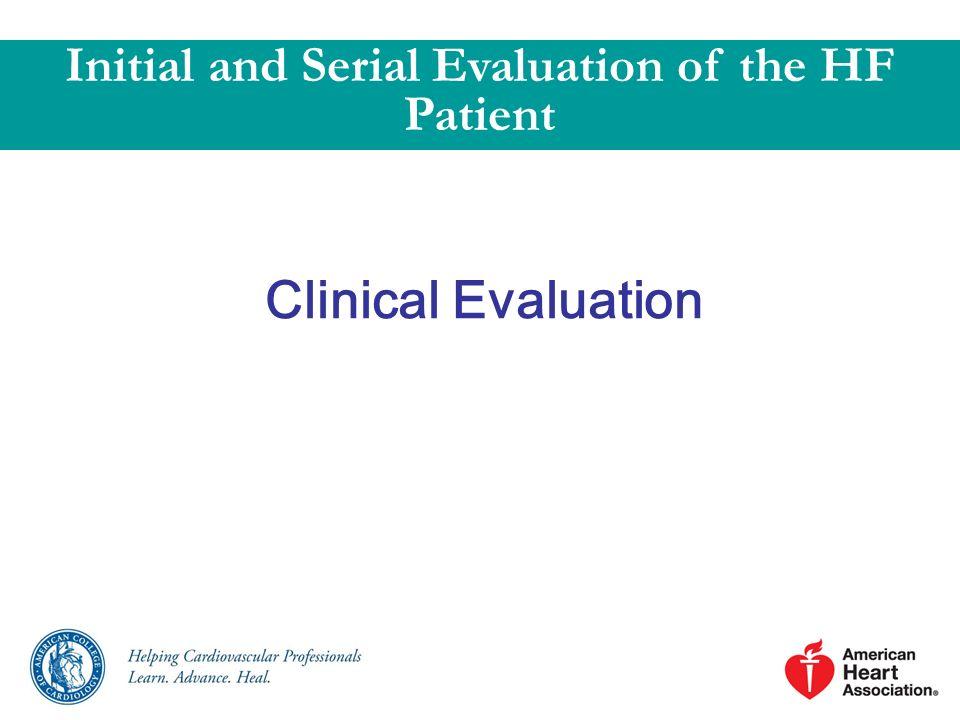 Definition of Heart Failure Classification Ejection Fraction Description I.