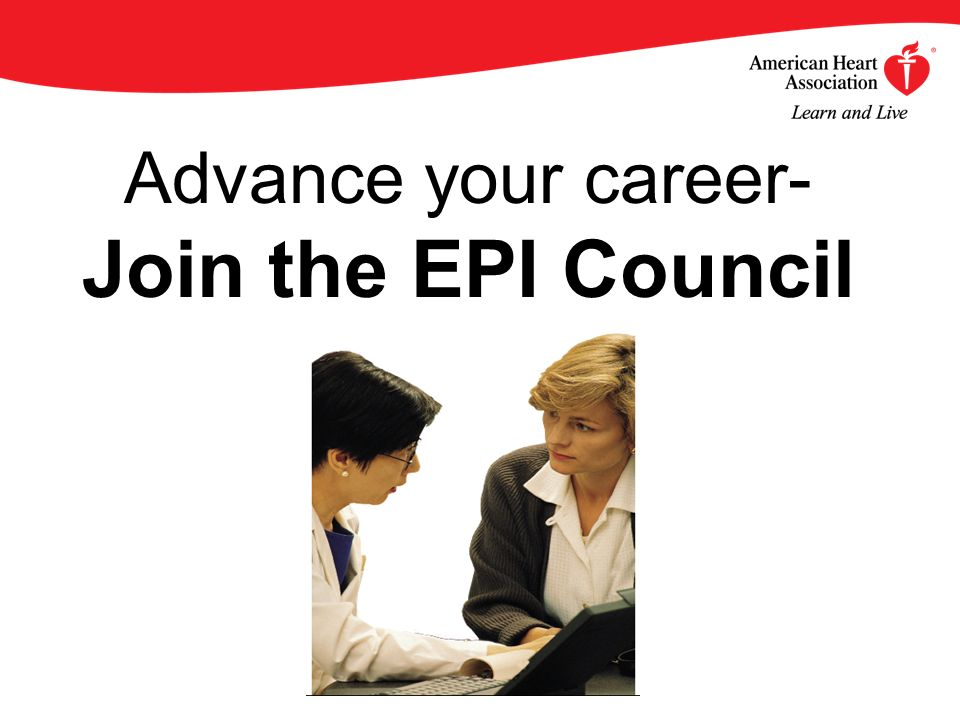 Advance your career- Join the EPI Council