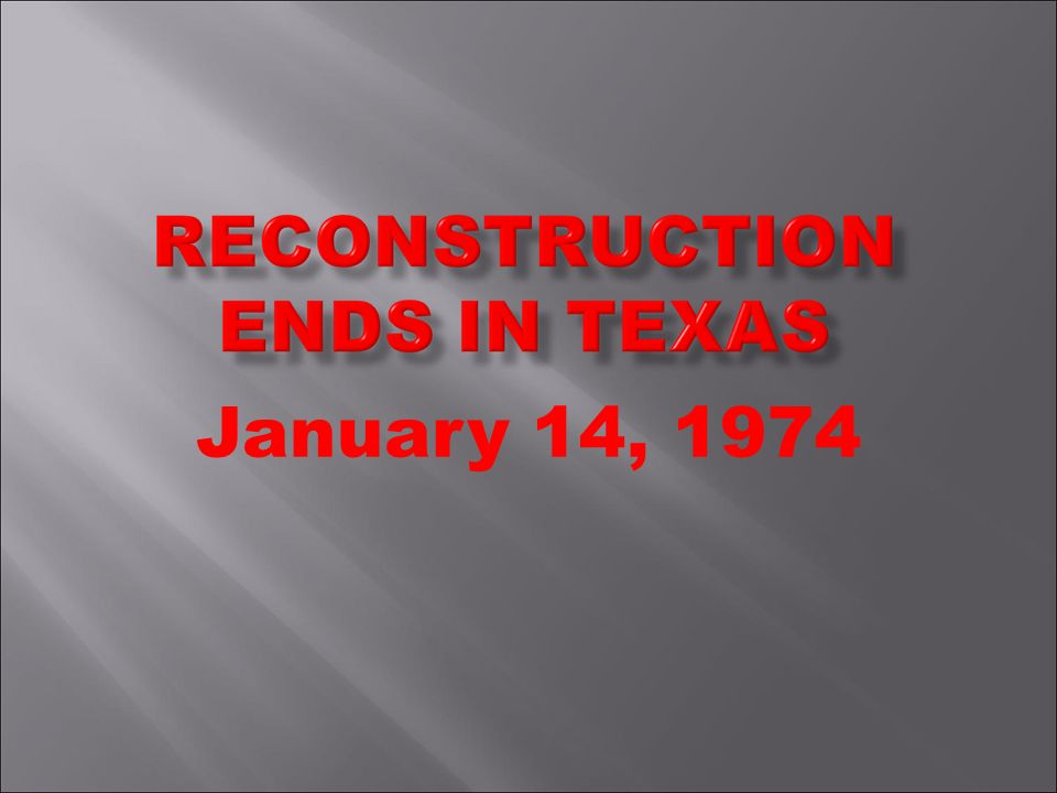 January 14, 1974