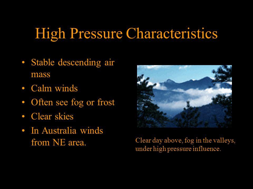 Measuring Air Pressure Air pressure is measured by barometers. In general, weather will improve when pressure increases and worsen when pressure decre