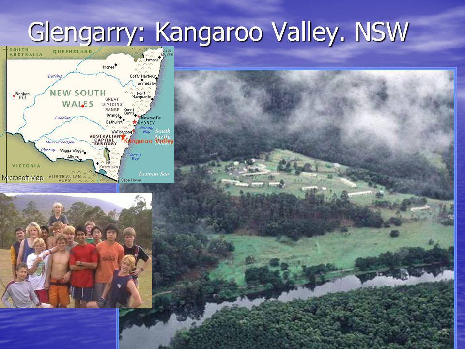 Glengarry: Kangaroo Valley. NSW Kangaroo Valley
