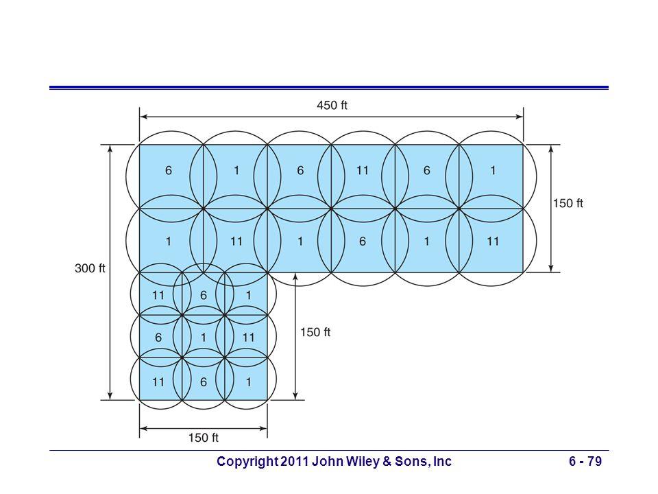 Copyright 2011 John Wiley & Sons, Inc6 - 79