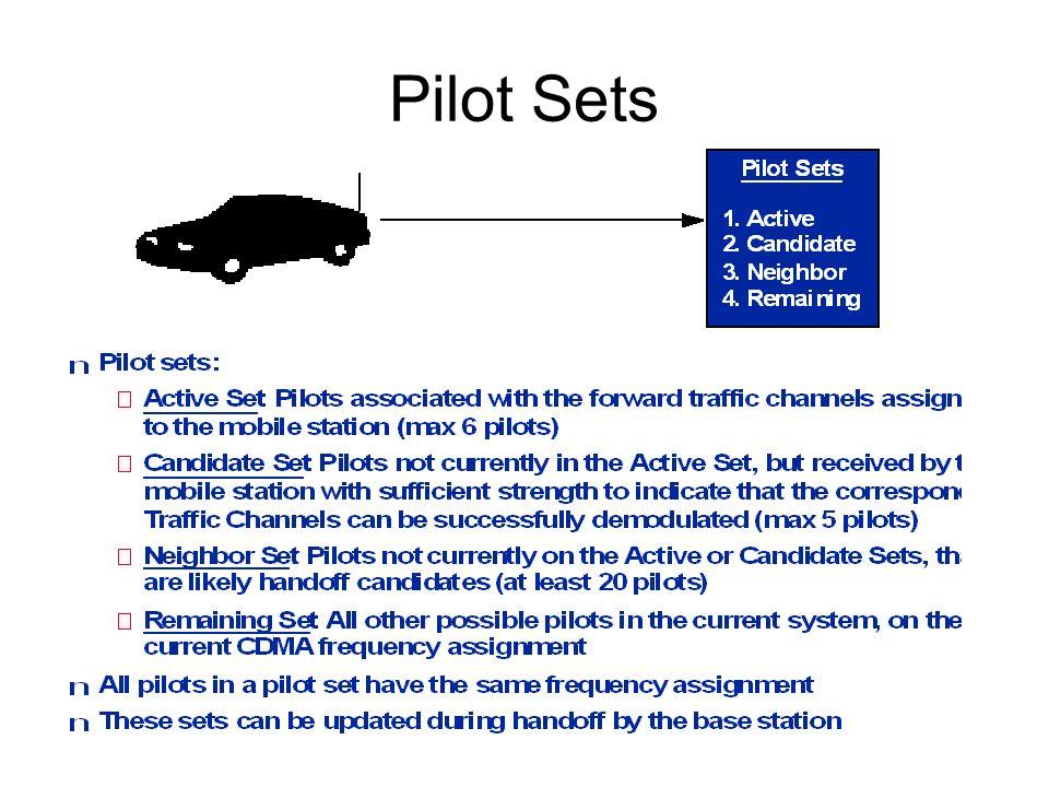Pilot Sets