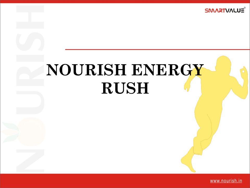 NOURISH ENERGY RUSH