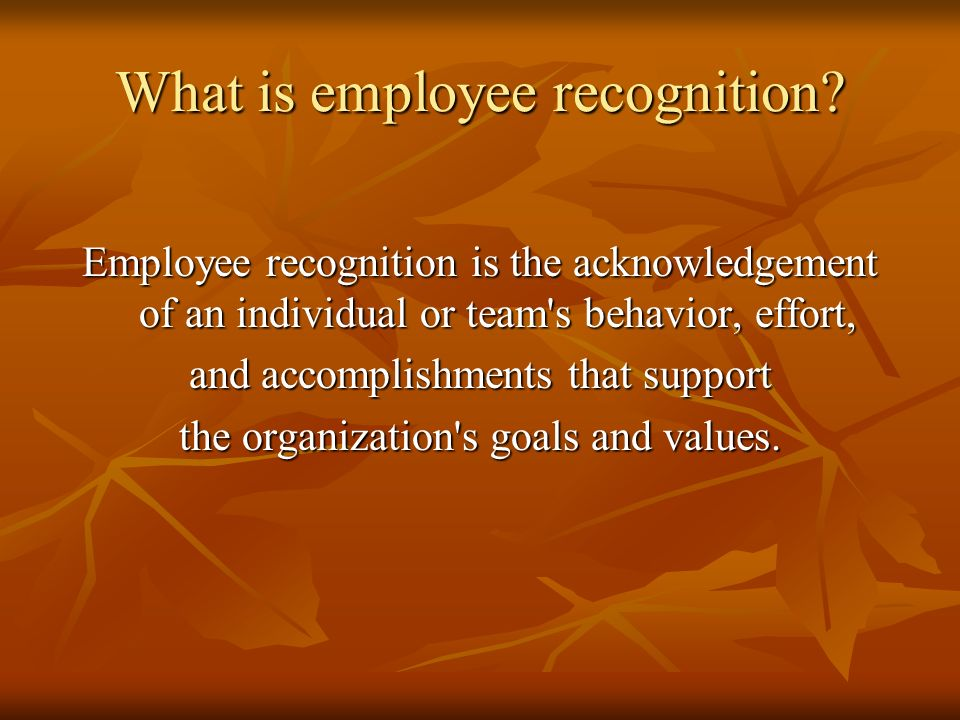 Recognition DOs Invite Others Invite Others Be Specific Be Specific Link Accomplishments Link Accomplishments