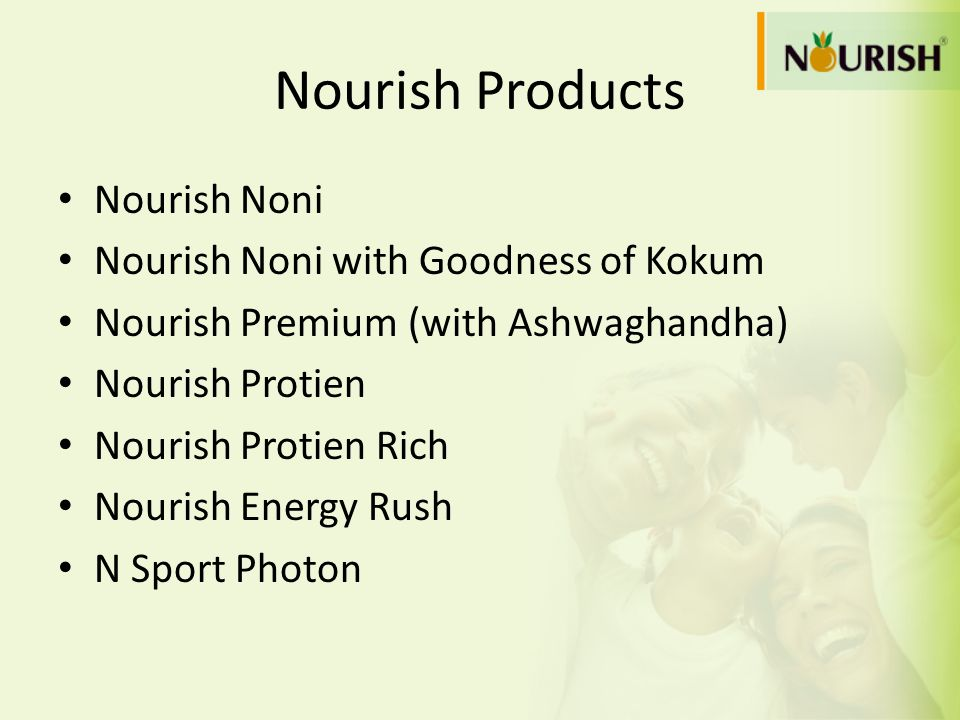 Nourish Products Nourish Noni Nourish Noni with Goodness of Kokum Nourish Premium (with Ashwaghandha) Nourish Protien Nourish Protien Rich Nourish Ene