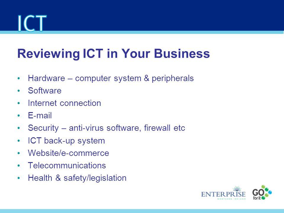 Software Protection AVG Professionalwww.grisoft.comwww.grisoft.com Commandwww.authentium.comwww.authentium.com E-Trust EZ armor Suitewww.my-etrust.comwww.my-etrust.com F-Securewww.f-secure.comwww.f-secure.com McAfeehttp://uk.mcafee.comhttp://uk.mcafee.com MIMESweeperwww.mimesweeper.comwww.mimesweeper.com Nortonwww.symantec.comwww.symantec.com Pandawww.pandasecurity.comwww.pandasecurity.com Sophoswww.sophos.comwww.sophos.com Trend PC-Cillinwww.antivirus.comwww.antivirus.com Trend microwww.trendmicro.comwww.trendmicro.com