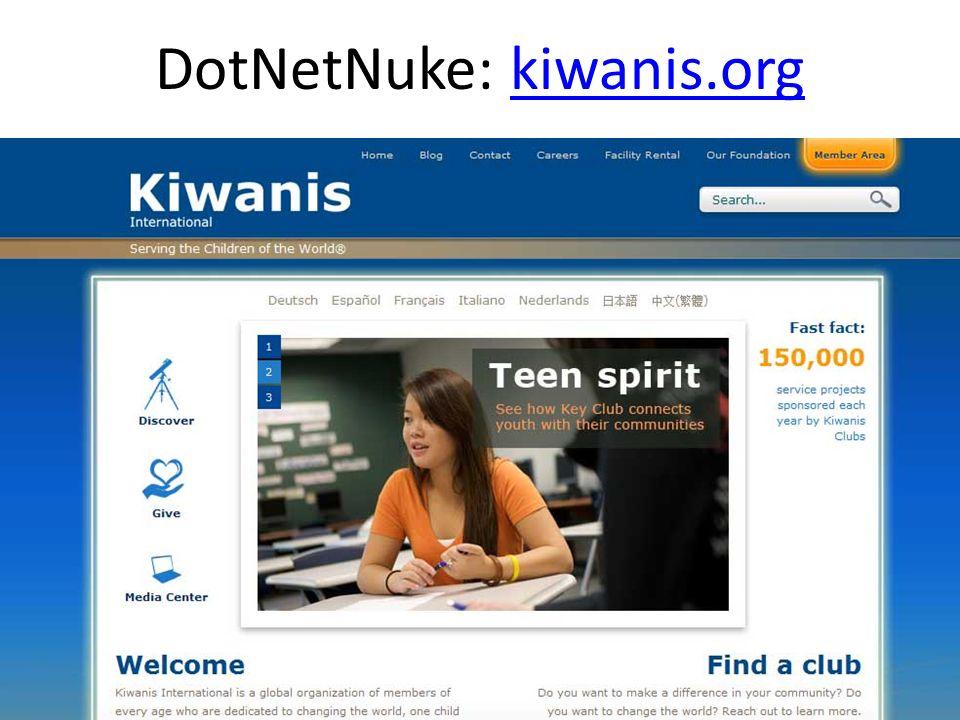 DotNetNuke: kiwanis.orgkiwanis.org