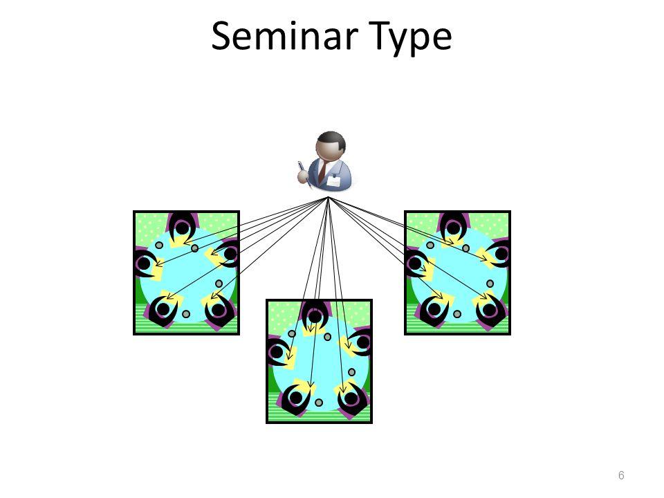 Seminar Type 6