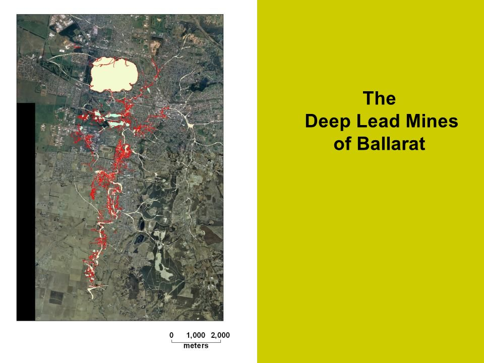 The Deep Lead Mines of Ballarat