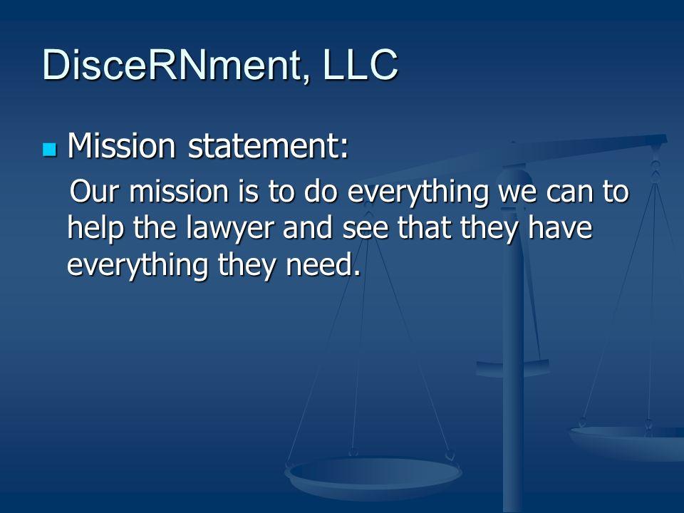 DisceRNment DisceRNment, LLC LNC Hotline.706 636 5276 LNC Hotline.