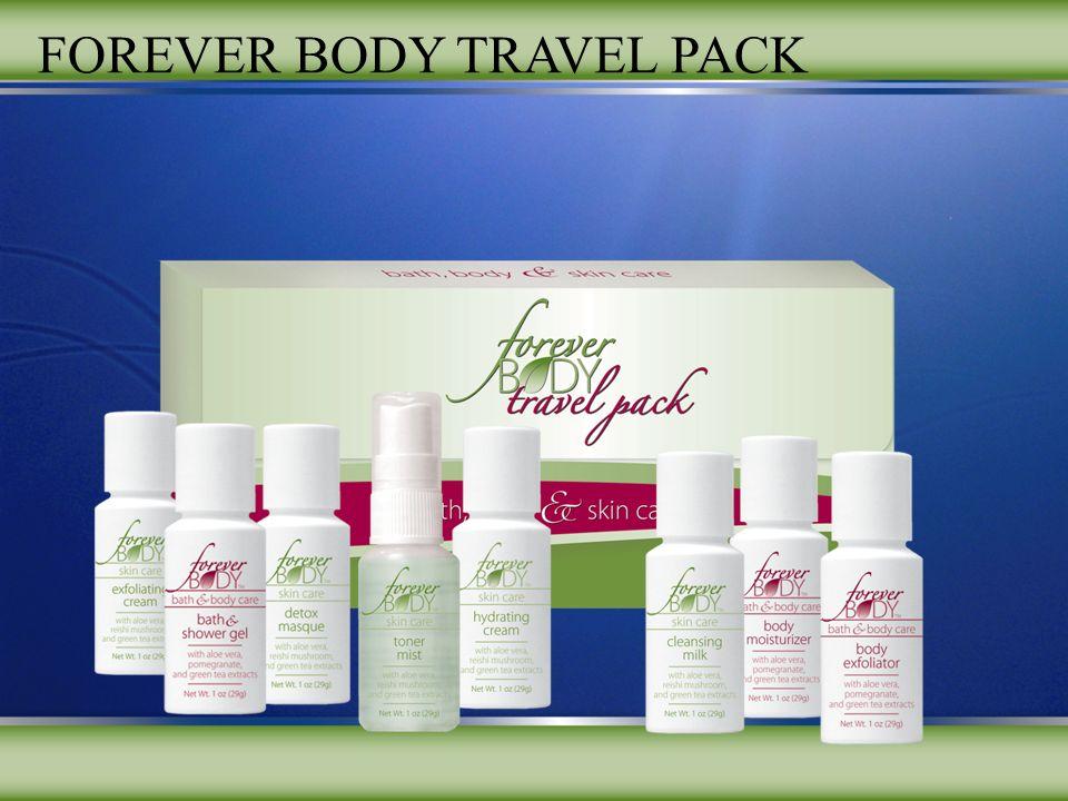 FOREVER BODY TRAVEL PACK