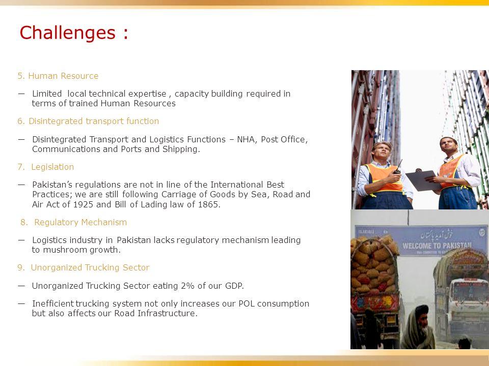 Challenges : 10.