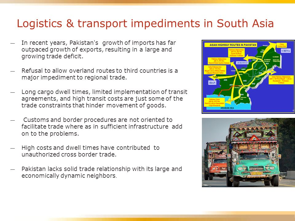 Pakistan can become Asias trade, energy and transport corridor