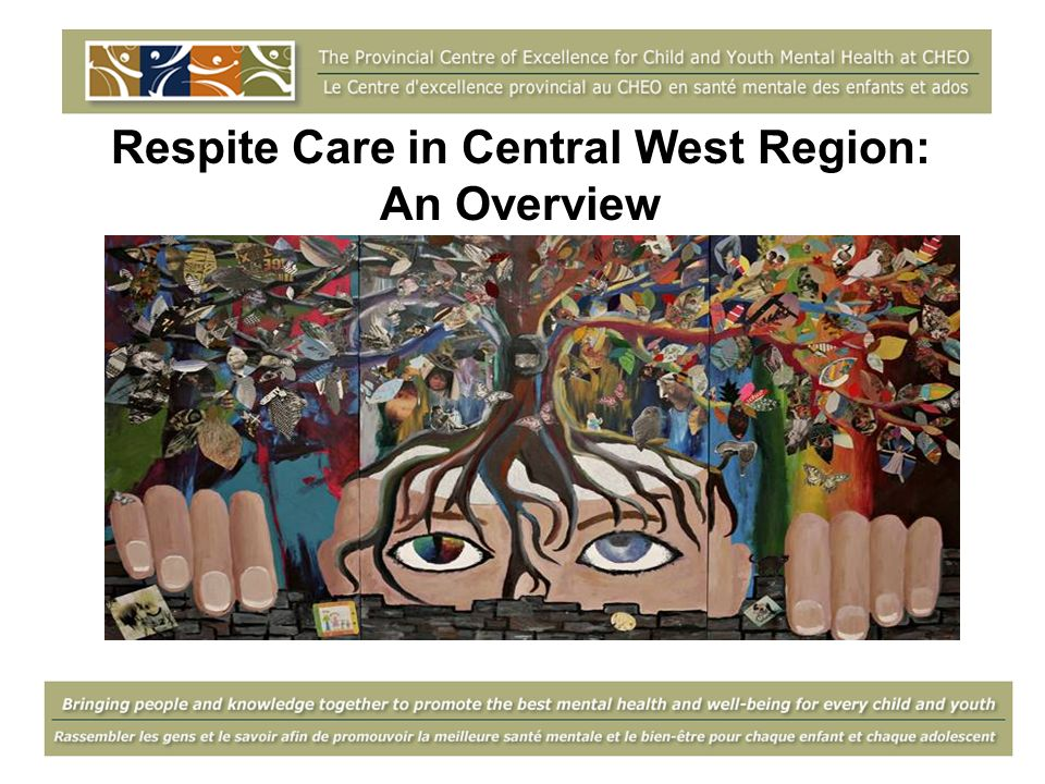 Respite Care in Central West Region: An Overview