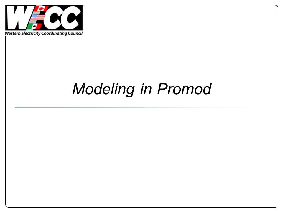 Modeling in Promod