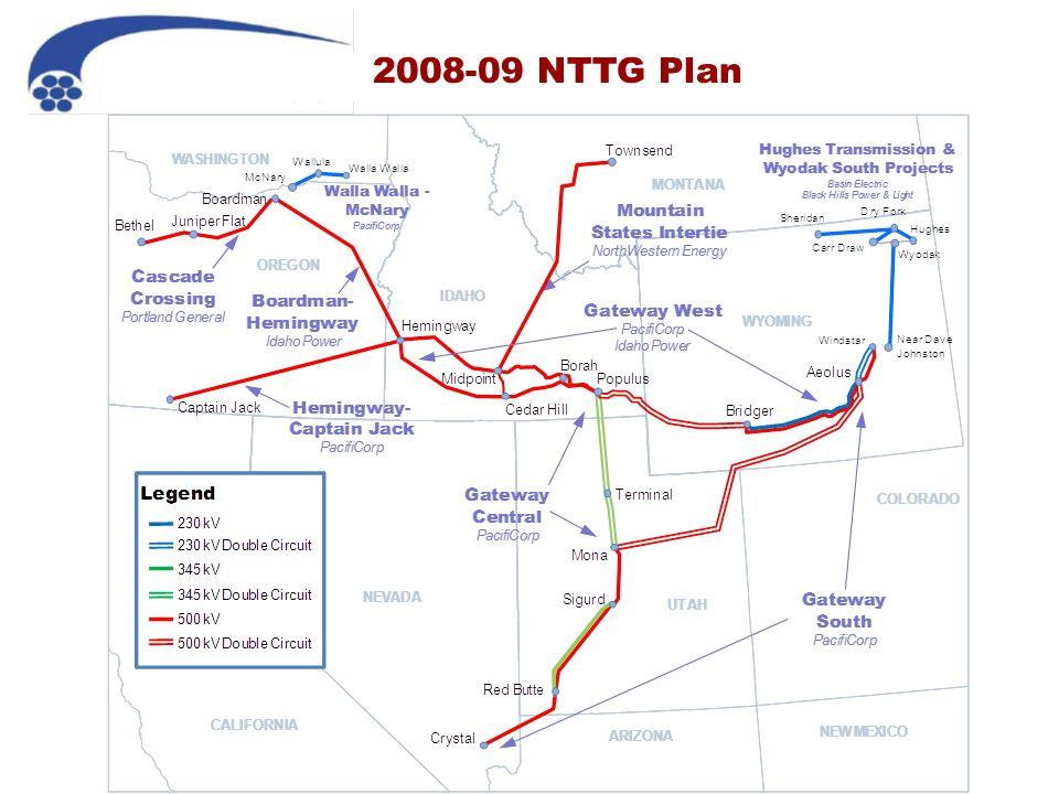 2008-09 NTTG Plan
