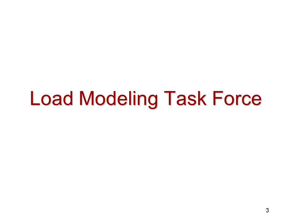 3 Load Modeling Task Force