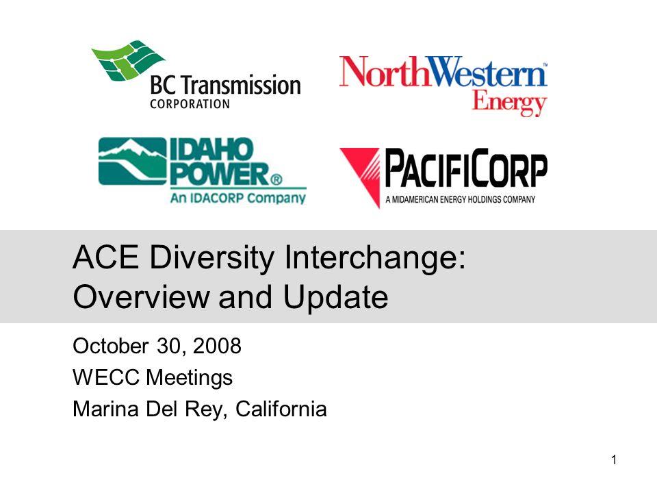 2 ADI stands for Area Control Error (ACE) Diversity Interchange.