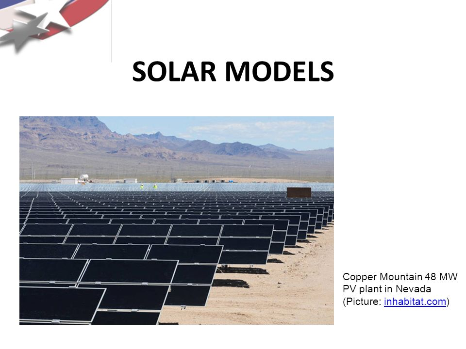 Solar (PV) Models Under Development REMTF working on three models for PV plants – PV Plants (full-featured and simple models) – Distributed PV ModelPurposeStatus PV1XLarge-scale PV platsSpecification complete PVD1 Stand-alone model for plant or aggregated distributed PV Specification nearly complete CMPLDWg CMPLDW with DG for distributed PV Version 3 Options for PF representation under discussion
