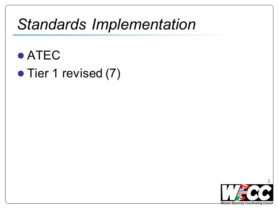 21 Standards Implementation ATEC Tier 1 revised (7)
