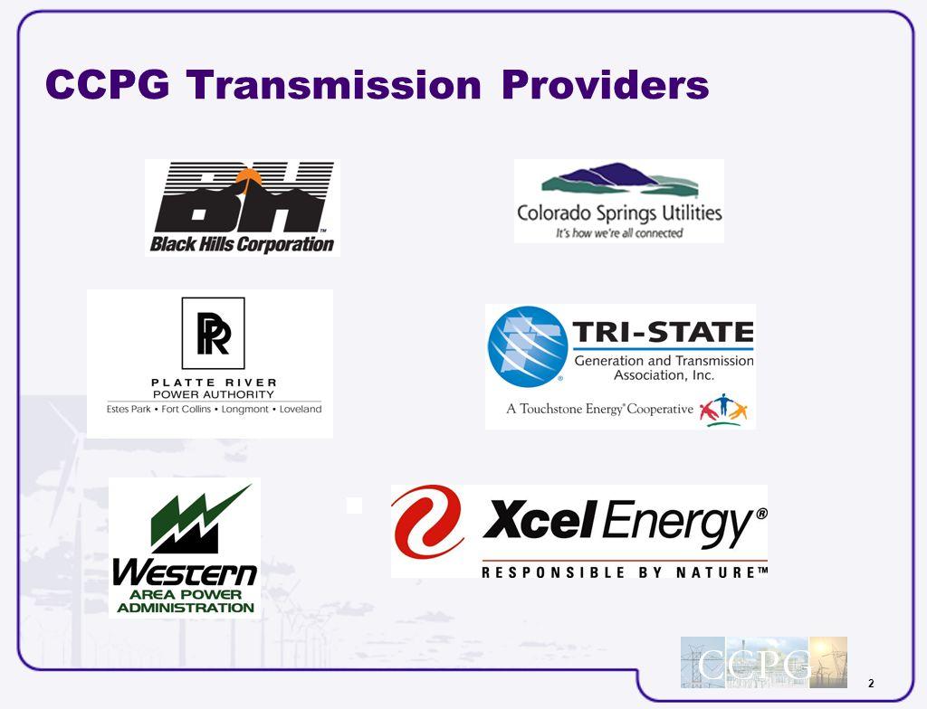 2 CCPG Transmission Providers