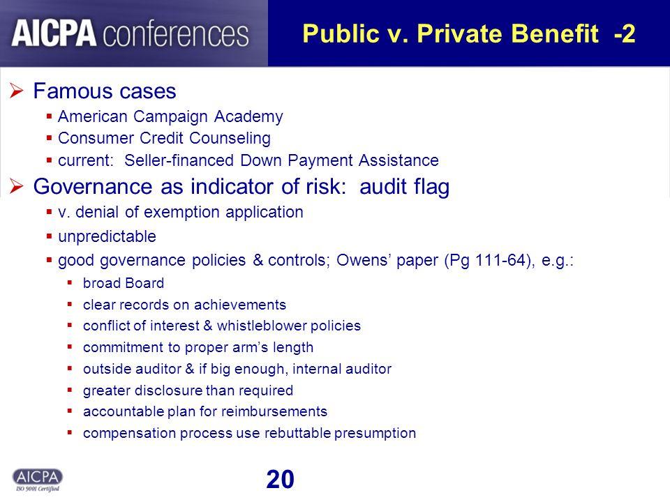 21 Public Policy Advocacy: Lobbying v.Politics Key distinction: Lobbying v.