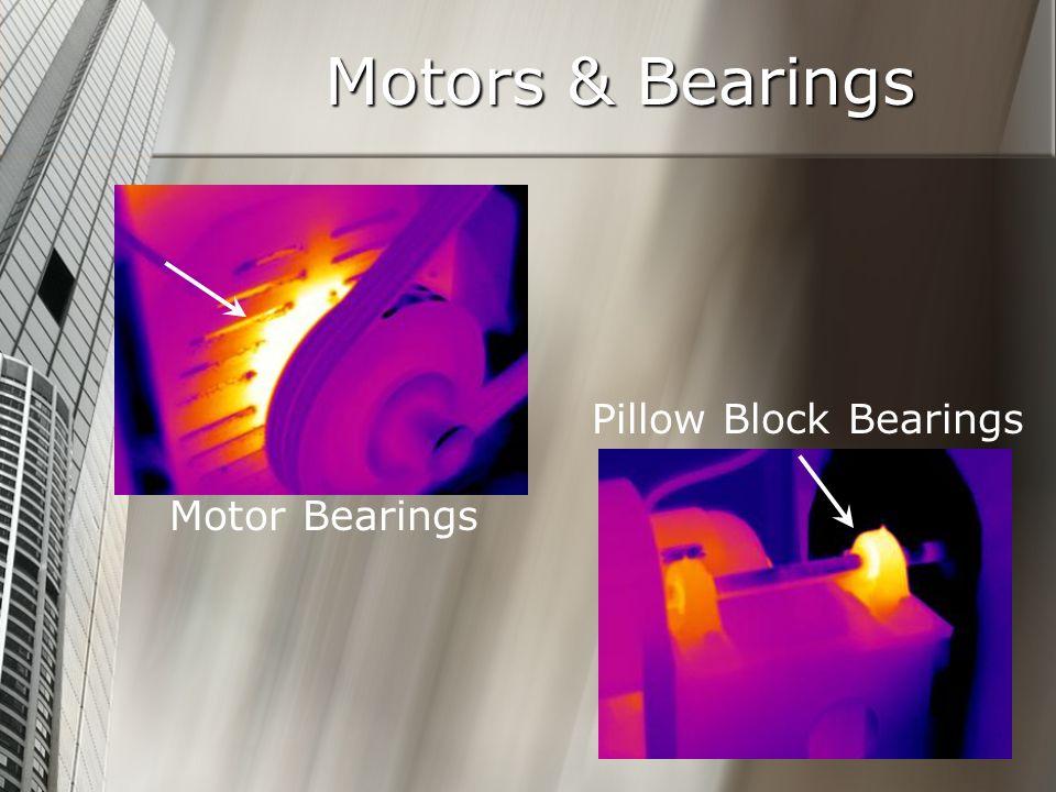 Motors & Bearings Motor Bearings Pillow Block Bearings
