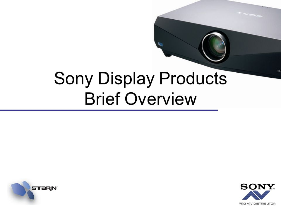Projection Technology Update New Projector Specification –Multiple Manufactures using including Epson and Sony –Visual performance measurement Improving Projector Technology –Cost of Ownership –Improving Longevity