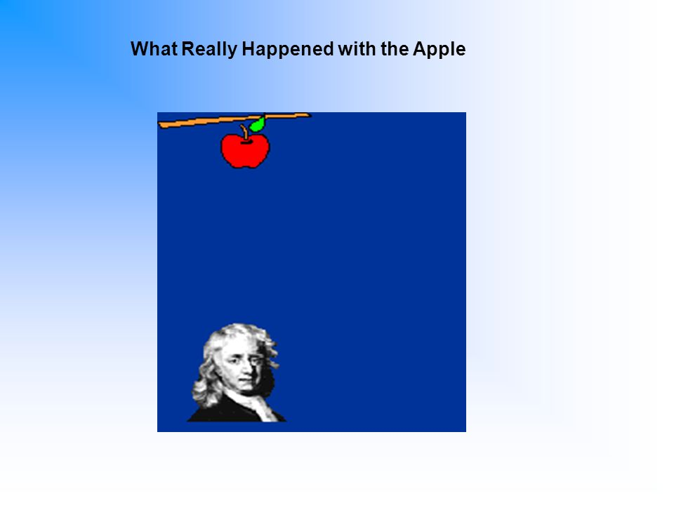 What Really Happened with the Apple