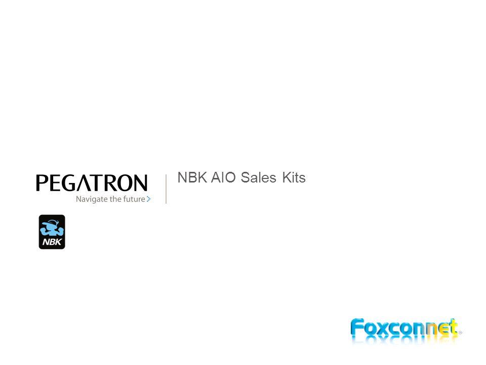 NBK AIO Sales Kits