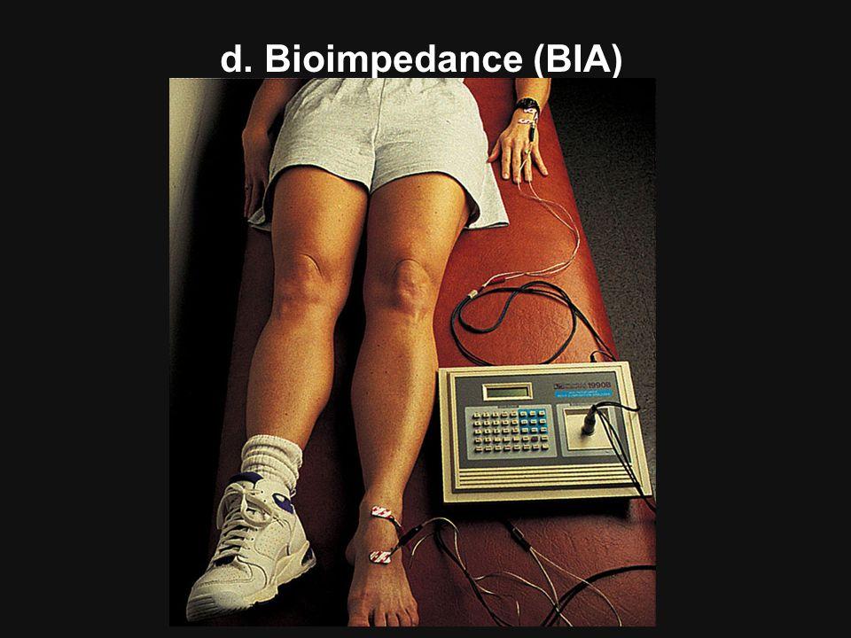 d. Bioimpedance (BIA)