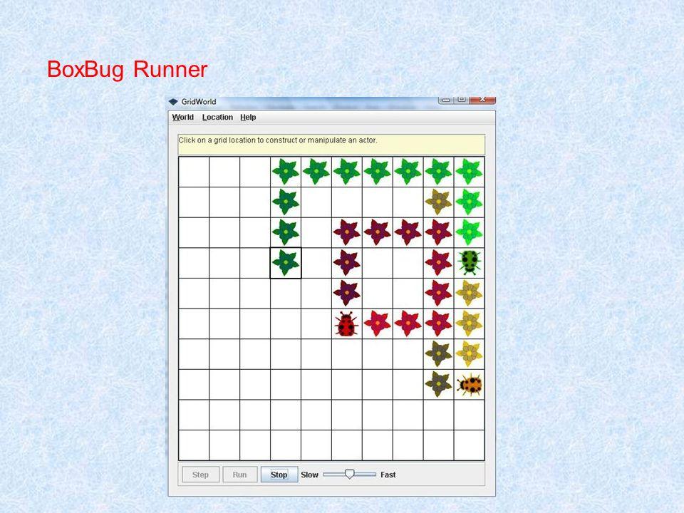 BoxBug Runner