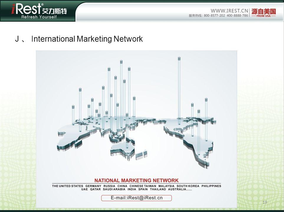 19 J International Marketing Network