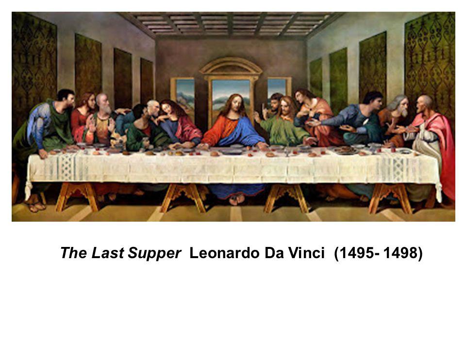 Mona Lisa - Leonardo da Vinci (1503 -1519)