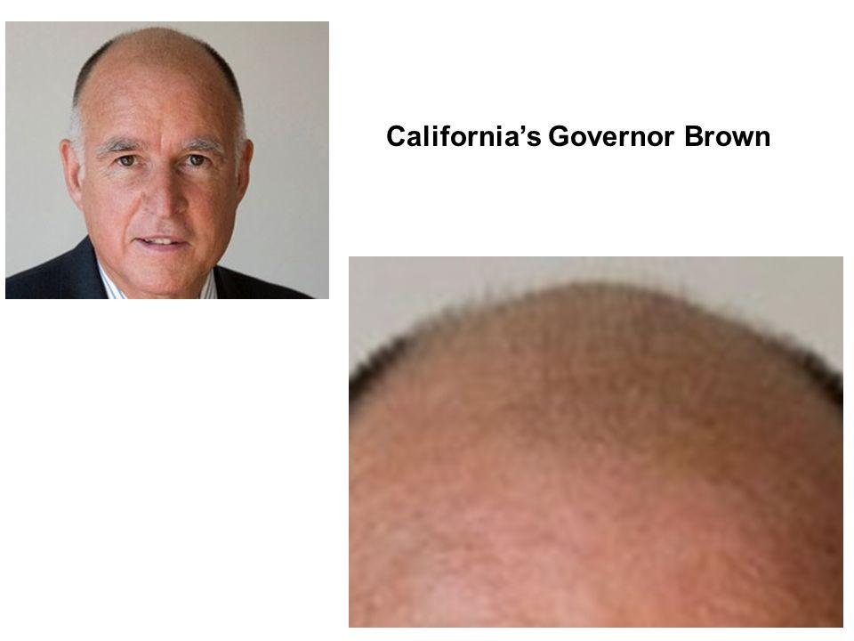 Californias Governor Brown