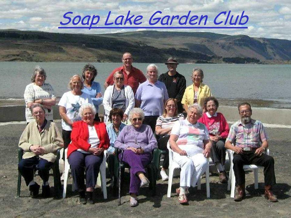 Soap Lake Garden Club
