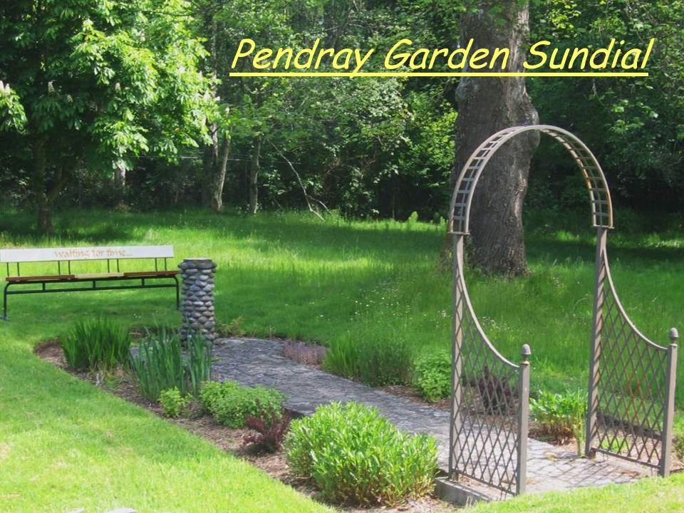 Pendray Garden Sundial