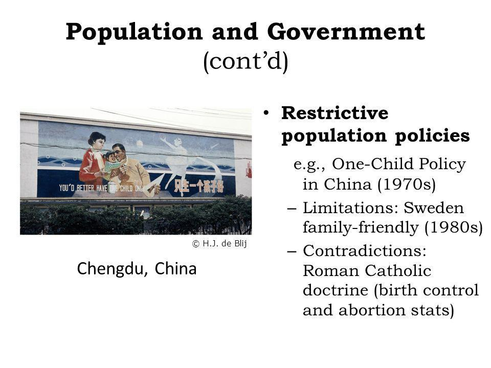 Data from: Population Reference Bureau Chinas Changing Population