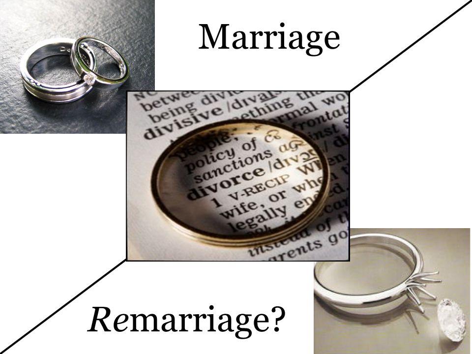 Marriage & Divorce Definitions Generic modern definitions: Merriam-Webster, Wordnet, Wikipedia; etc.