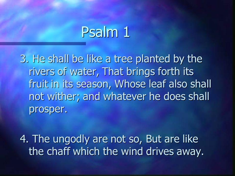 Psalm 1 3.
