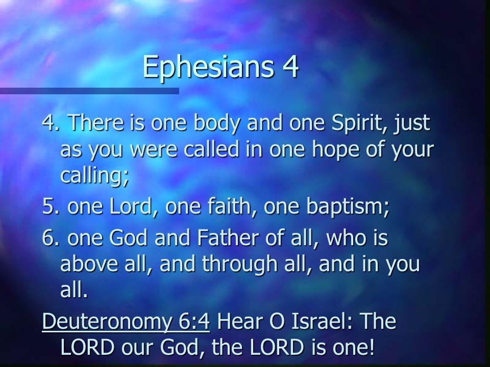Ephesians 4 4.